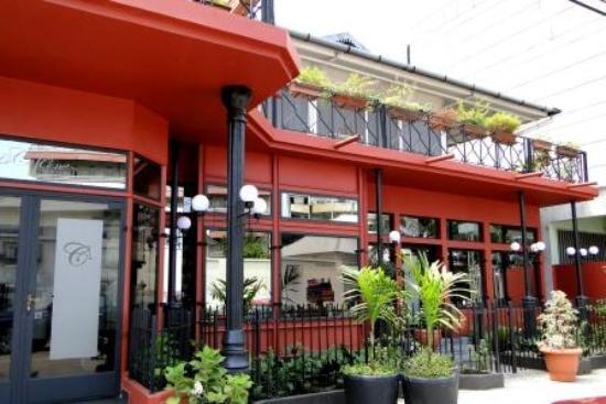 Restaurant Le Caf Conc