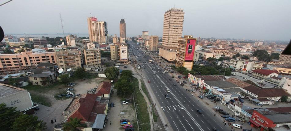 Capitale Kinshasa