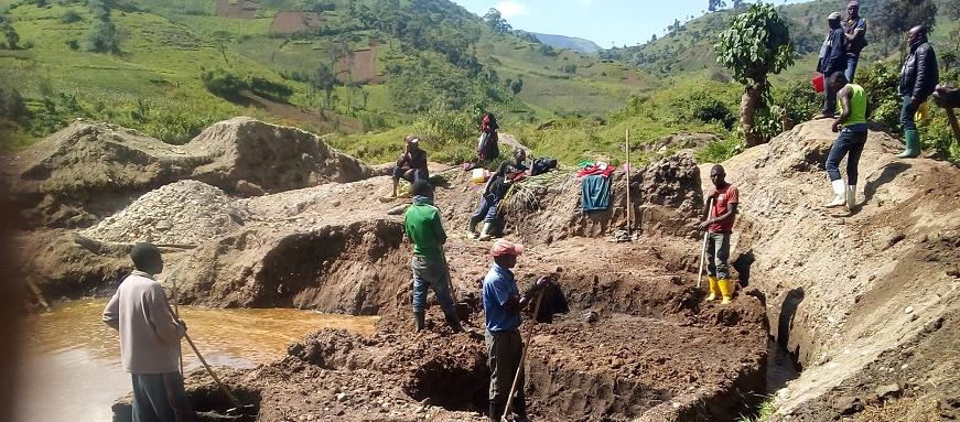 ressources minerals