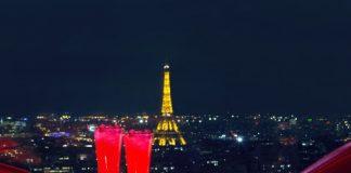 Saint Valentin A Paris