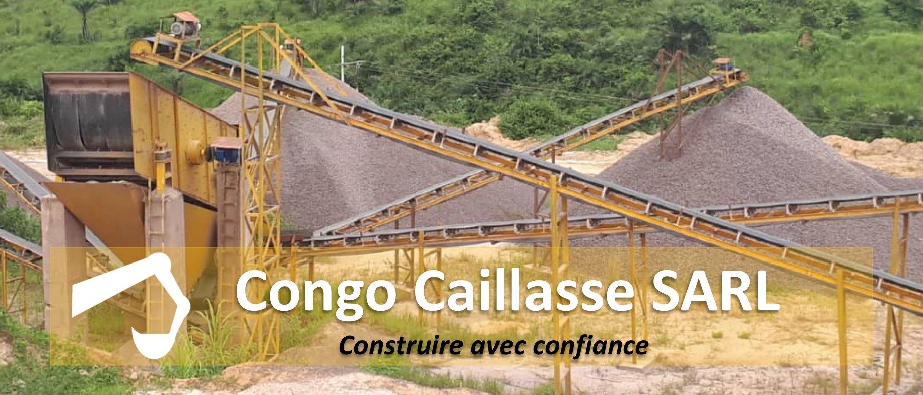 La société CDC (Caillasses du Congo)