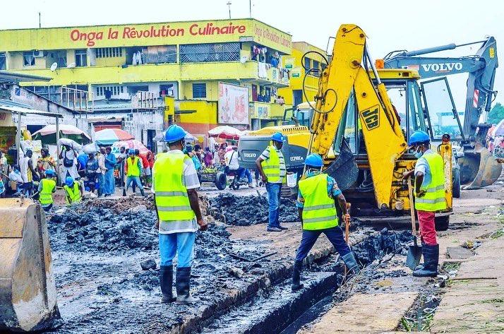 La société de travaux et construction