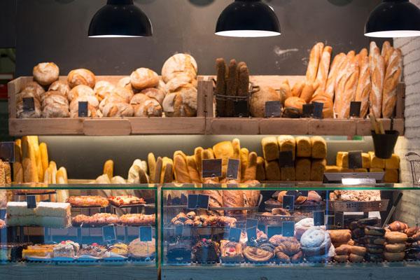 boulangerie industrielle